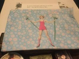 Tokyo Milk dandelion girl cosmetic bag