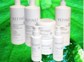 Refineé Age-Reversing Skincare Set (4 Full-Size Pieces, Total RV $199)