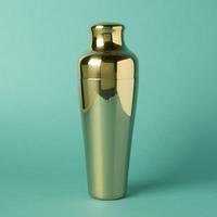 Viski Belmont Gold Cocktail Shaker