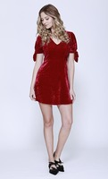 RED HOT HOLIDAY DRESS