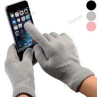 iGlove Touchscreen Gloves-GREY
