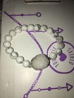 Winter White Bracelet