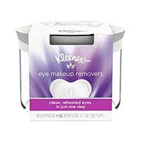 Kleenex Moist Eye Makeup Remover