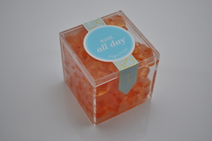 Sugarfina Rose All Day Baby Gummie Bears