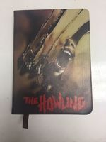 The Howling lined notebook journal