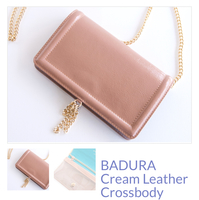 Limited Edition Badura Crossbody Bag