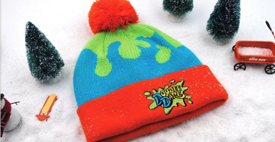 Double Dare Winter Hat