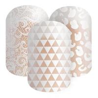 Jamberry Leo, Geo and Lace