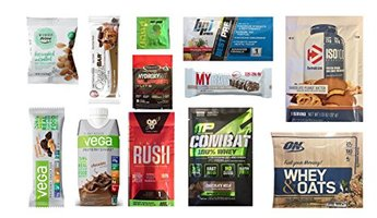 Amazon Mr. Olympia Sports Nutrition Samples