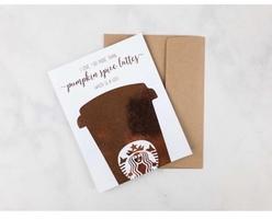 I love You More Than.... Card