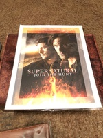 Sam & Dean Print