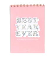 Ban.do Best Year Ever Wall Calendar 2018
