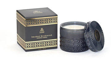 Modern Alchemy candle Smoked Birchwood