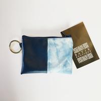 The Batik Boutique Cardholder With Key Ring
