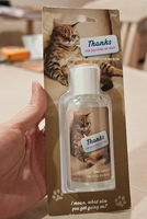 Funny Cat Hand Sanitizer