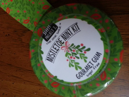 Project 7 Mistletoe Mint Gourmet Gum