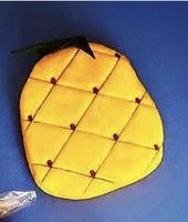 Handmade Pineapple Coin Purse