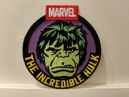 Funko The Incredible Hulk Patch