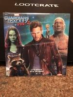 Guardians Of The Galaxy Vol. 2 Mini Calendar