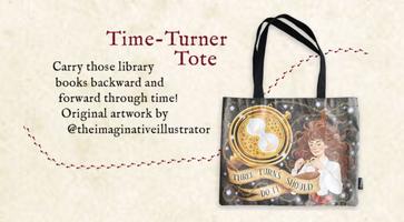 Time Turner Tote Bag