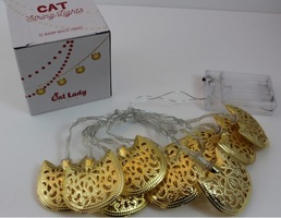 Catlady Box lights December 2017
