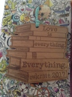 Love is Everything ornament 2017
