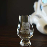 Scotch Trooper Glencairn Glass