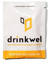 Drinkwel: Drinker's Detox Multivitamin