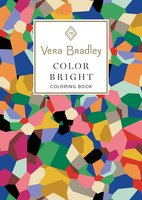 Vera Bradley Color Bright Coloring Book