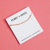 Penny & Grace Alex Dot Necklace