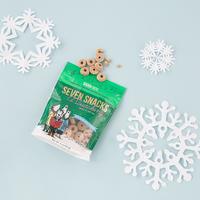 Barkbox treats - Seven Snacks A'Quacking!