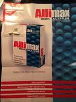 Allimax 100% Allicin Vegetarian Capsules