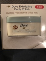Dove Exfoliating Body Polish