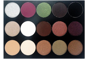 15 Shade Shadow Palette