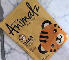 Pretty Animalz by Look Beauty  Moisturizing Sheet Mask - Tiger