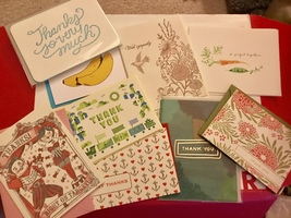 Cards with Envelopes Assortment