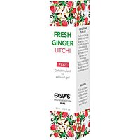 Exsens Fresh Ginger Litchi Arousal Gel