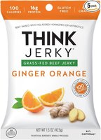 THINK JERKY GINGER ORANGE