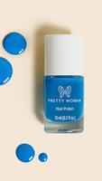 Pretty Woman nail polish in Johnny's Angels