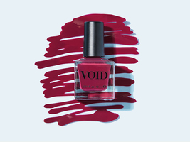 VOID Nail Polish in Mauvelous