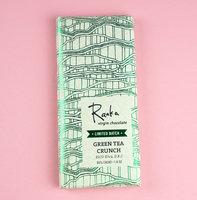 Raaka Virgin Chocolate Green Tea Crunch