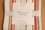Grove Collaborative Limited Ed Colour Kitchen Towel - Persimmon Orange