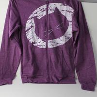 Fantastic Cat Purple Hoodie