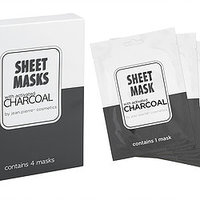 Jean Pierre Sheet Mask with Activated Charcoal