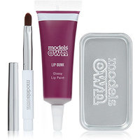 Models Own It Lip Gunk Paint Kit in Wild