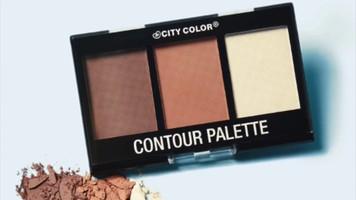 City Color Contour Palette
