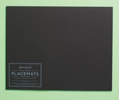 Hester & Cook Chalkboard Placemat Pad