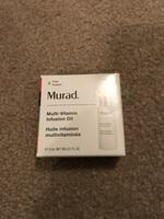 Murad vitamin infusion oil