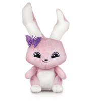 Animal Jam Fuzzy Bunny plush