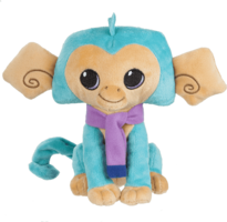 Animal Jam Funky Monkey plush